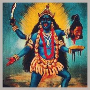 Prazna Luna, 5.9.2013: Nujnost smrti - nauki boginje Kali