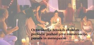 ženski obred sveče