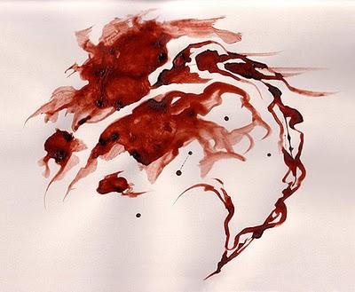 slika menstrualna kri