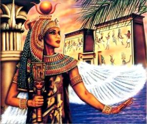 Prvi Lunin krajec: Boginja Izis in zdrava ženskost