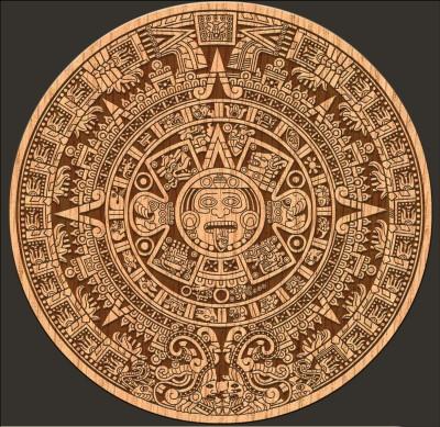 Majevski koledar temelji na cikličnem dojemanju časa.