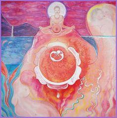 Ženska je počelo stvarstva, ženska rojeva. Ženski um je skozi materinsko delo preobražen, postane izjemno močna sila ljubezni in zdravega razuma. Materinsko mišljenje je temelj družbe in lahko je njen rešitelj.