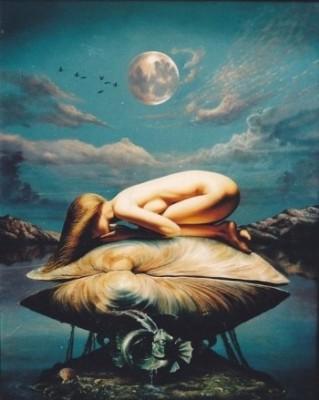 Deviška Afrodita - Venera.