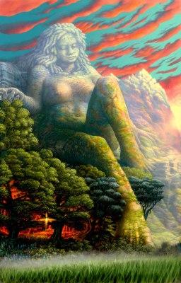 boginja zemlja