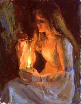 Grška Boginja Hestia (na sliki) in keltska Boginja Brigid sta Boginji Ognja - čuvajki svetega notranjega ognja, ki je naša želja, da živimo in je naš duhovni ogenj - želja po spoznavanju. Zelo pomembno je, za nas sodobne ženske, da obudimo ta ogenj!