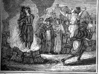 Sežig čarovnice. Čarovnice - kdo so bile v resnici in zakaj so jih pobijali? Kakšno vlogo ima ta del naše zgodovine pri procesu razkroja občutljivosti?