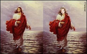 jezus in magdalena