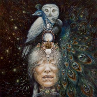 Postmenopavzna ženska je resnična Učiteljica. Njene besede imajo težo vsega Vesolja. Njena dejanja pretresejo do kosti, prebudijo mravljince. Njena prisotnost zdravi, navdihuje, tolaži in pomirja. Njeni nauki so ožlahtnjeni z njenimi leti, z njenimi izkušnjami, z vsemi prepluti cikli. Ona je tista, ki uči, ki vodi skupnost preko notranjih preobrazb do ozdravljenja. Ona ima resnično moč za to. Ciklična ženska je na poti do tja. Ciklična ženska prispeva k ozdravljenju skozi izražanje darov svoje cikličnosti, skozi materinsko ovulacijskost in lucidno in vizionarsko menstrualnost.